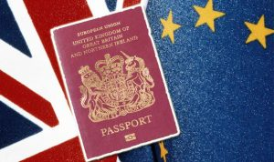 UK Citizens Applying for Foreign Citizenship Increased after Brexit | SJ Petith