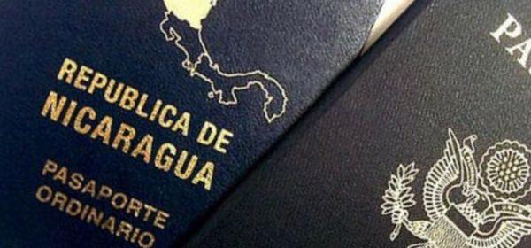 Nicaragua Second Passport | Stephen Petith