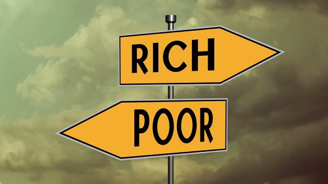 What Separates the Rich from the Poor? | SJ Petith